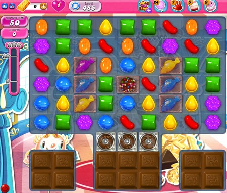 Candy Crush Saga 485