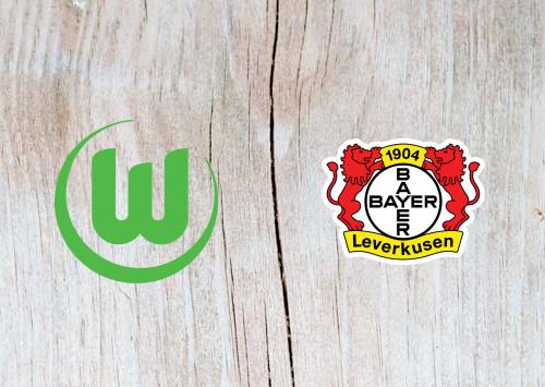 Wolfsburg vs Bayer Leverkusen - Highlights 26 January 2019