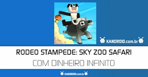 Rodeo Stampede: Sky Zoo Safari v1.14.2 APK Mod (Dinheiro Infinito)