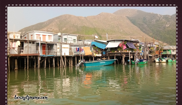DIY Hong Kong Tour Itinerary - Hong Kong family tour - visit Hong Kong - Tai O Fishing Village - Lantau Island - stilt house