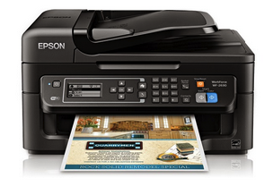 Epson Workforce WF 2630 Printer Driver Download