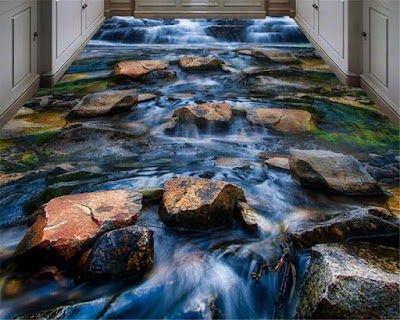 The best 3d epoxy flooring and floor art designs