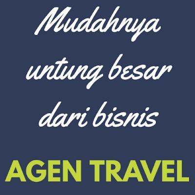 cara daftar agen travel