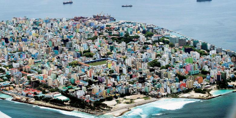Tak Bisa Bayar Utang, Maladewa Terancam Diambil Alih China