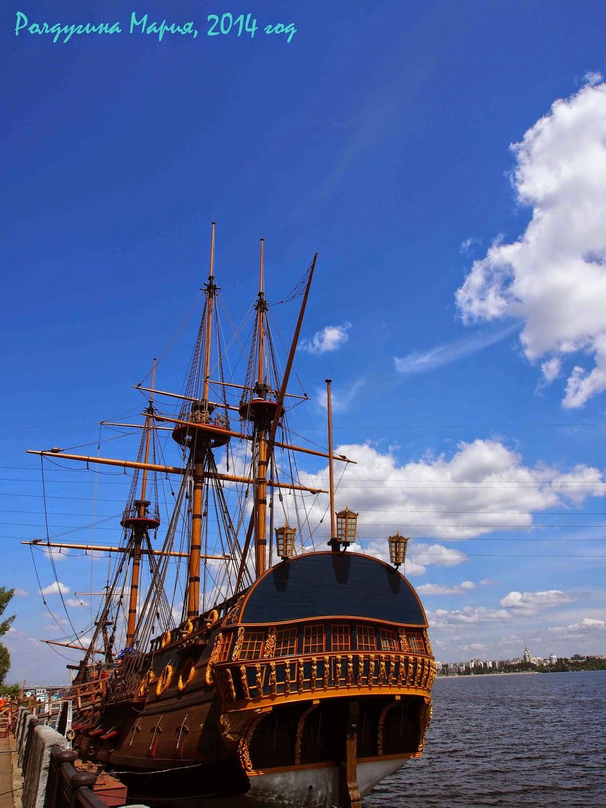 воронеж корабль музей