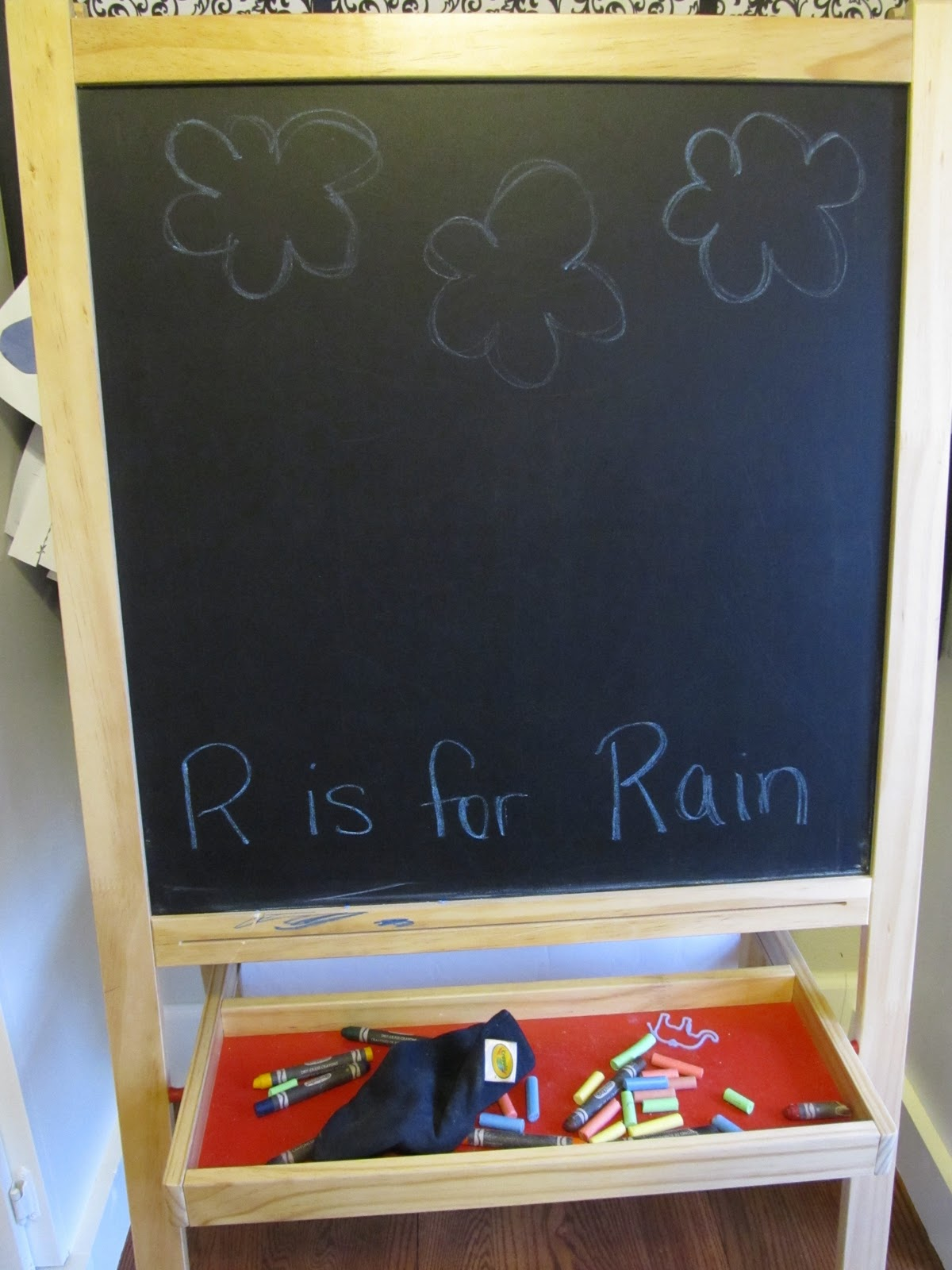My Kids Are Freaks Homeschool R Is For Rain