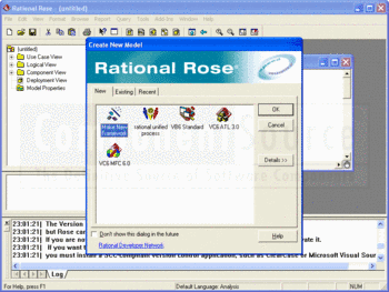 rational rose uml gratuit pour windows 7