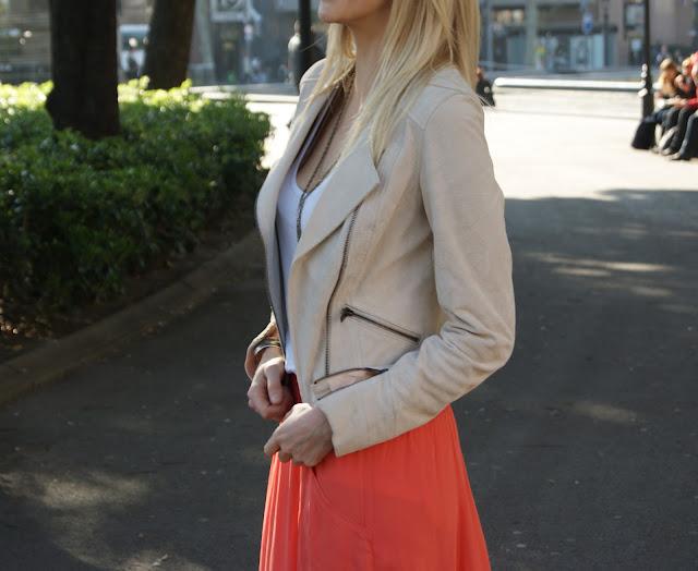 New summer jackets: suede & denim