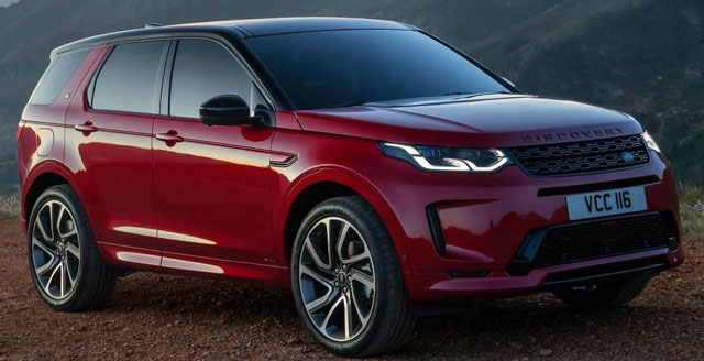 2020 Land Rover Discovery Sport Details Out - NDTV ...