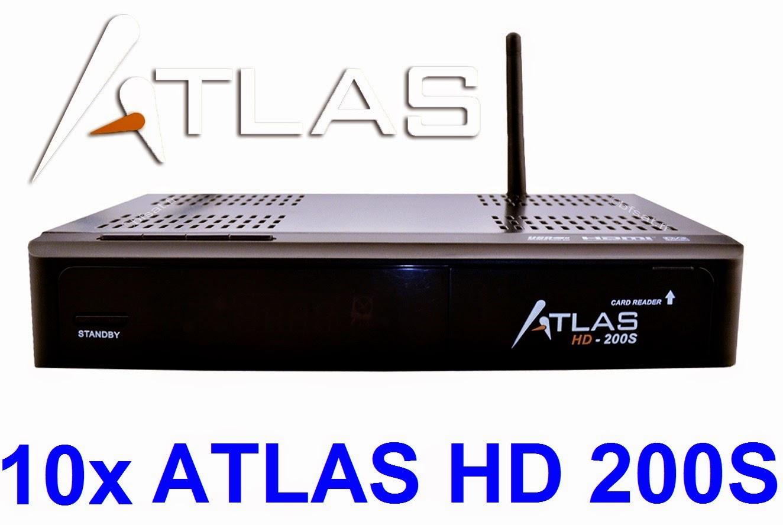 kyng multiloader cristor atlas hd 200s