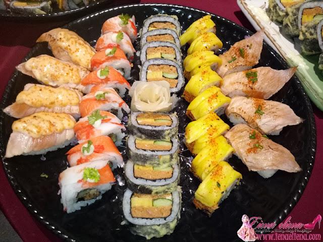 Hei Sushi Melawati MAll