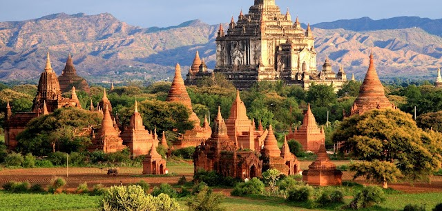 THE BEST TEMPLES IN THE WORLD