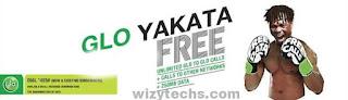 Glo Yakata Bonus