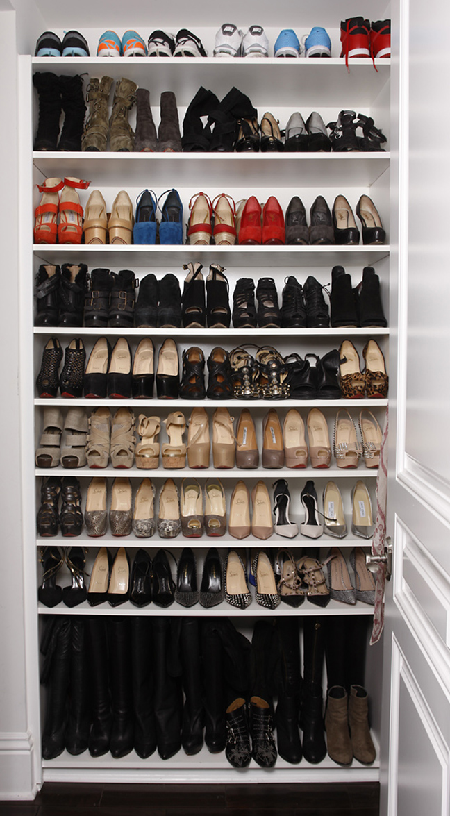 Ideas para guardar zapatos - Muebles para almacenar ...