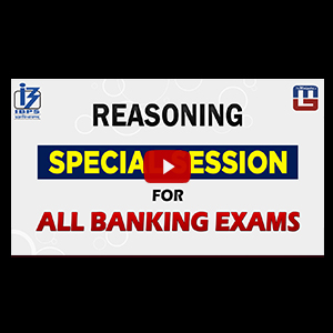 Special Class | Reasoning | All Competitive Exams 2017