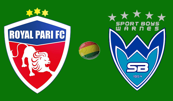 En vivo Royal Pari vs. Sport Boys - Torneo Apertura 2018
