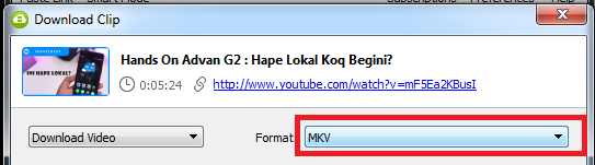 Cara Download Video 4k (2160p) Youtube Dengan Mudah