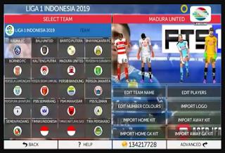 Download FTS 19 Mod Piala Presiden 2019