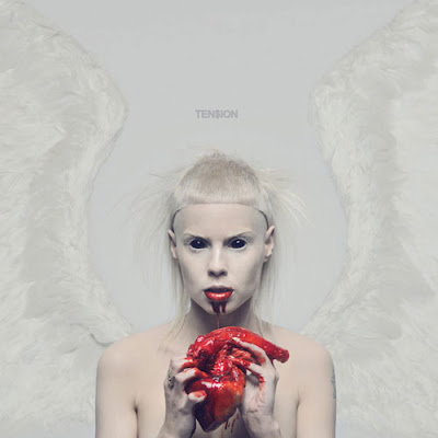 The Best Album Artwork of 2012 - 05. Die Antwoord - Ten$ion