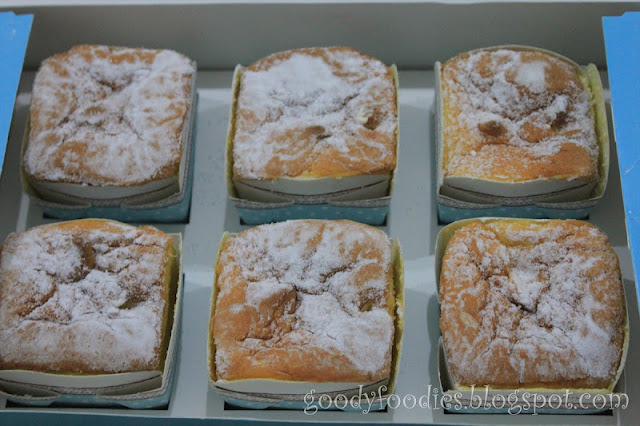 GoodyFoodies: Hokkaido Cake @ RT Pastry House, Pavilion KL