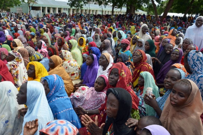 nigerians displaced by boko haram