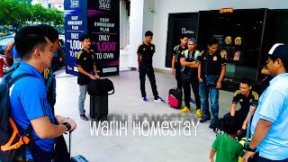 Warih-Homestay-Team-Takraw-Sabah-Sesi-Penerangan-Ringkas