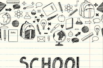 Format Nilai Remedial Ujian Akhir Sekolah SD SMP SMA SMK