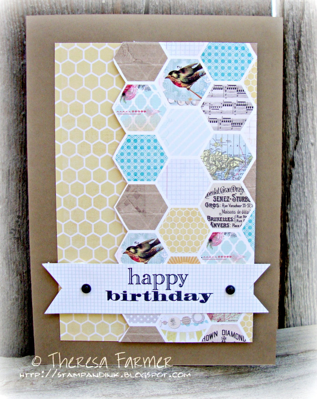 Stamp And Ink Quick Amp Easy Birthday Cards For Guys