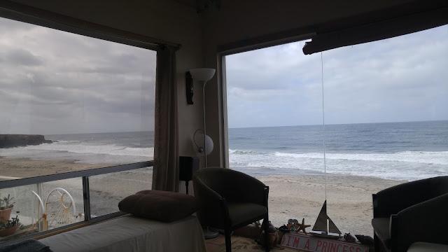 Tiny house beach front life
