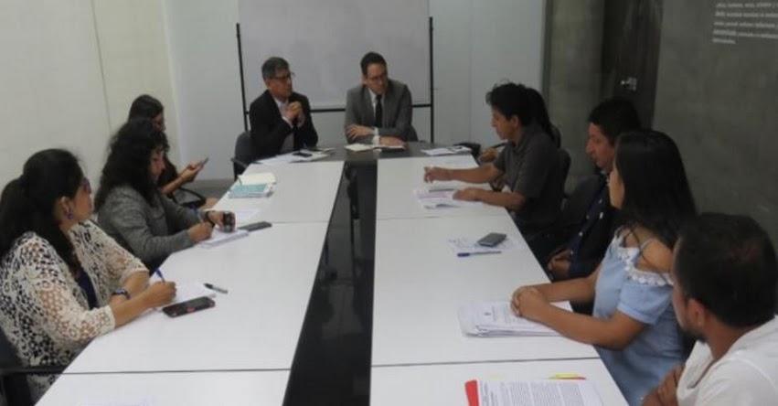 MINEDU dialoga con alumnos de Universidad Nacional Intercultural de la Selva Central
