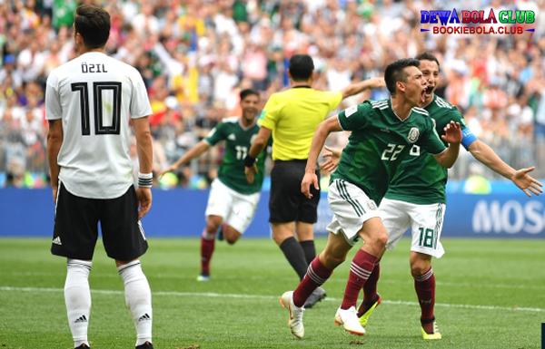 Piala Dunia 2018 Momen Ekspresi Terbaik berlari setelah gol