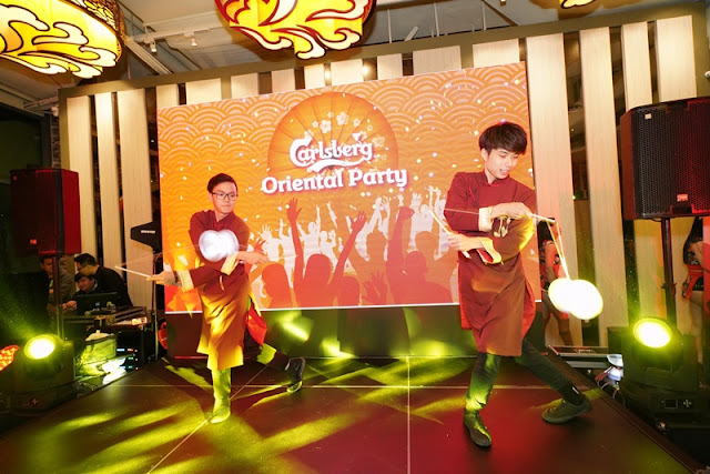 Probably The Best Oriental Party 2018 - Carlsberg at The Roof