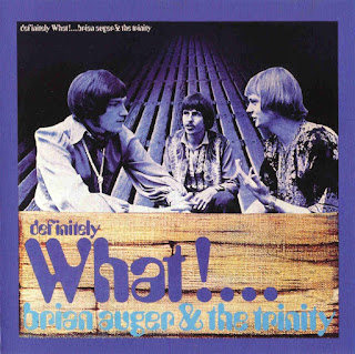 Brian Auger & The Trinity - 1968 - Definitely What!