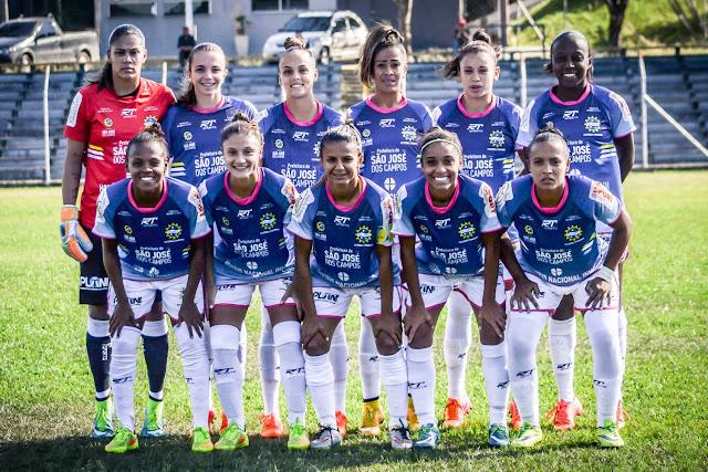 Resultado de imagem para fotos do sao jose futebol feminino