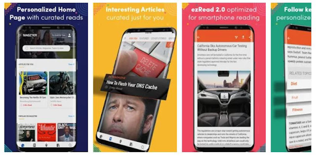 Download & Install Magzter: All Digital Magazines Mobile App