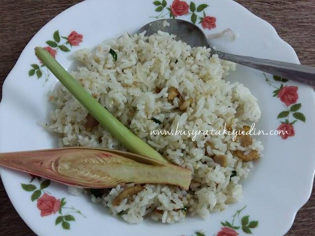 Resepi Nasi Goreng Kerabu Simple