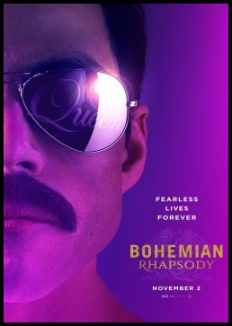Bohemian Rhapsody Torrent Legendado / Dublado (DVDScr) 720p – Download (2018)