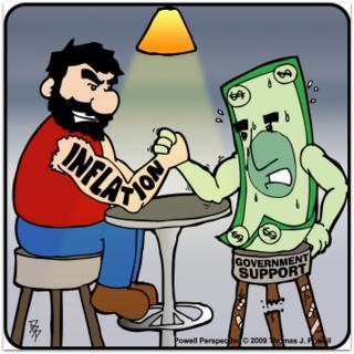 Mengatasi Inflasi