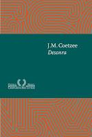 Capa do livro Desonra, de JM Coetzee (Companhia das Letras)