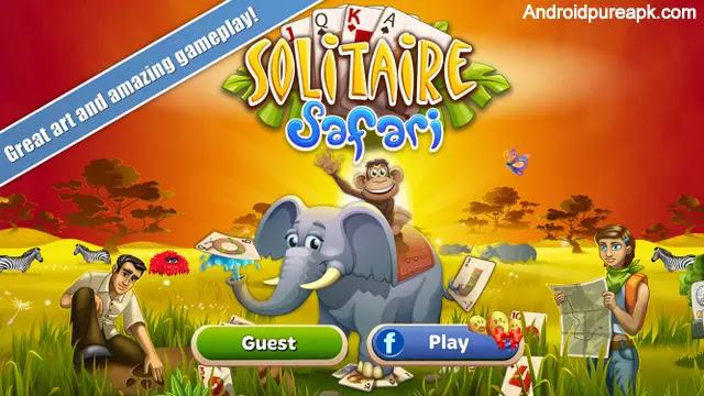 Solitaire Safari Mod Apk