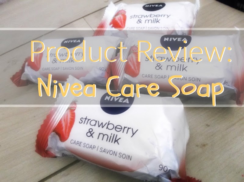 Product Review: Nivea Care Soap