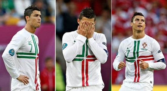 Ronaldo là tiền đạo tệ nhất world cup 2014.