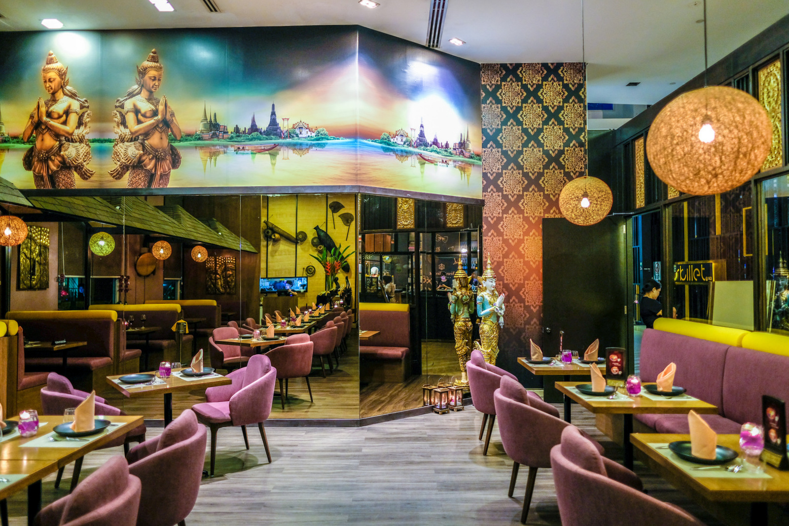 Malai Thai Cuisine, Fraser Place