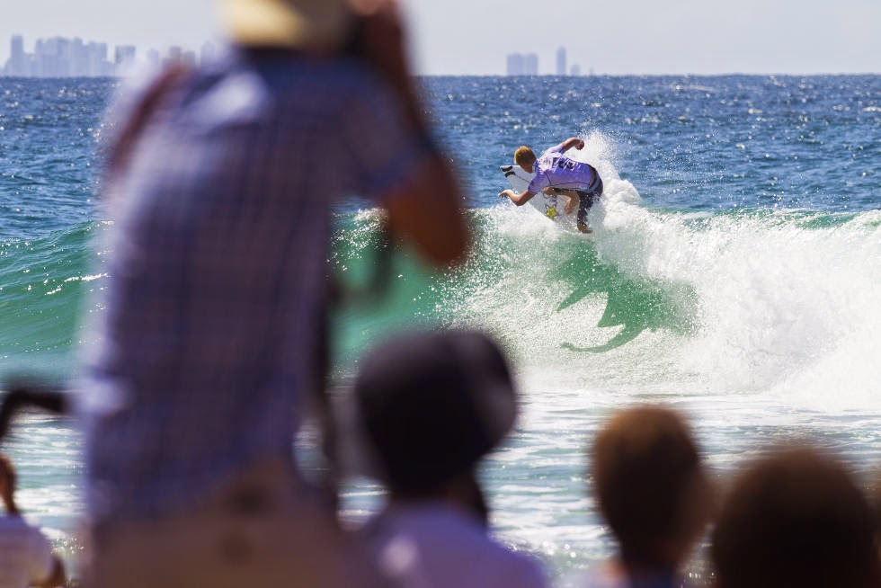 0 Quiksilver Pro Gold Coast 2015 Nat Young Foto WSL Kelly Cestari