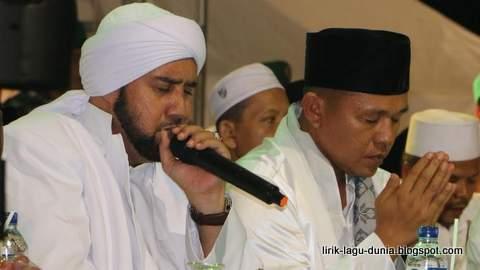 Lirik Mahalul Qiyam