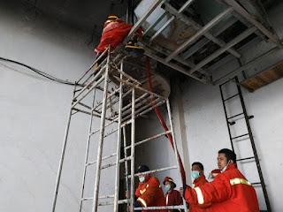Binjai Supermall Terbakar, Ini Kata Manajemen BSM