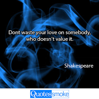 Shakespeare Sad Quote