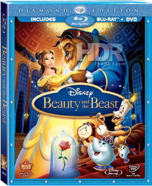 Beauty And The Beast Imdb: Beauty And The Beast [1991][BRRip][English][976-544][300MB
