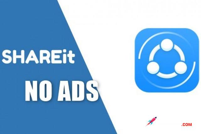 SHAREit Mod Apk Tanpa Iklan 2019 - Tidak ada iklan video yang menggangu, Tanpa iklan baik iklan pop up maupun iklan notifikasi.