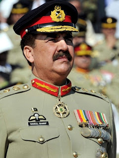 biography of raheel sharif